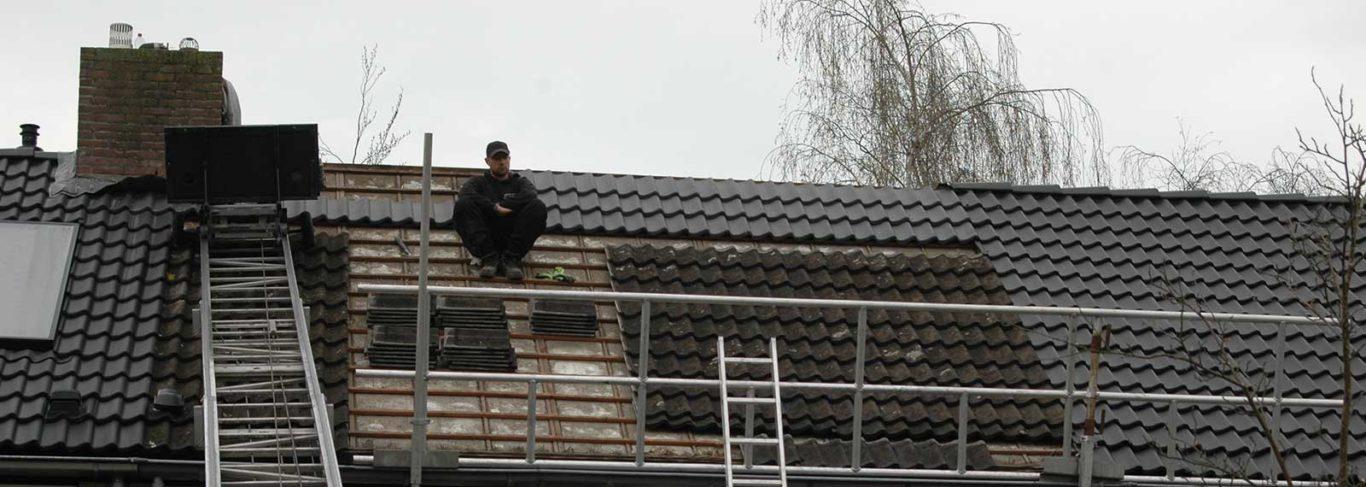 Dak aanleggen Breda