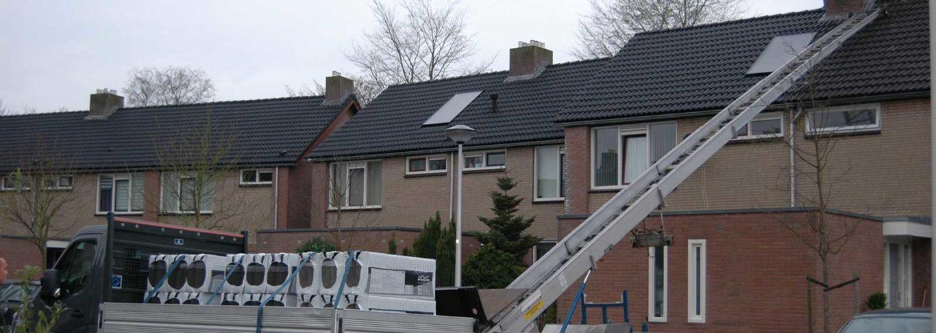 Dak isoleren dakdekker zevenbergen