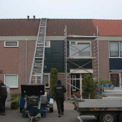 Steigerbouw dakdekker Roosendaal